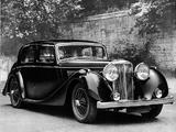 SS 2 Saloon 1934–36 photos