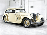 SS 1 Airline Coupe 1934–36 pictures