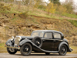 SS 1 Litre Saloon 1935–40 images