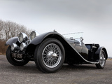 SS 100 2 ½ Litre Roadster 1936–40 pictures