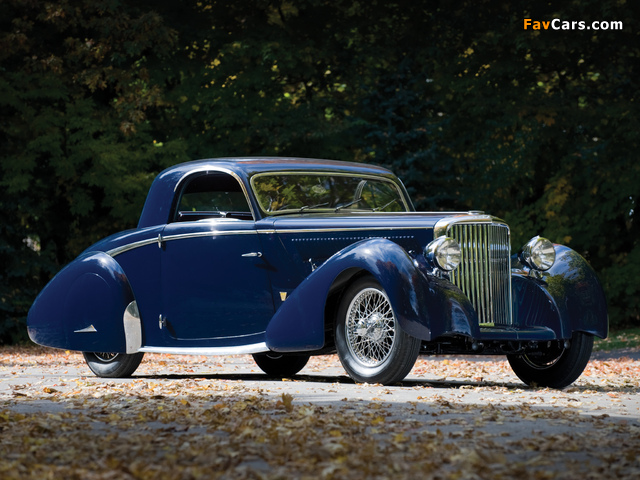 SS 100 by Graber 1938 wallpapers (640 x 480)