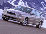 Images of Jaguar X-Type US-spec 2002–07