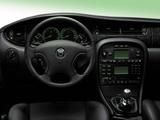 Images of Jaguar X-Type 2002–07