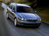Images of Jaguar X-Type Sportwagon US-spec 2004–07