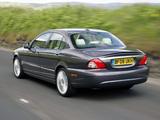 Images of Jaguar X-Type UK-spec 2007–09