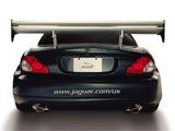 Jaguar X-Type Racing Concept 2002 images