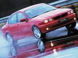 Jaguar X-Type 2002–07 images