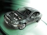 Jaguar X-Type US-spec 2002–07 images