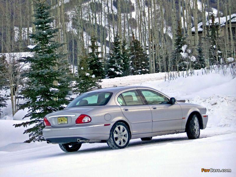 Jaguar X-Type US-spec 2002–07 pictures (800 x 600)