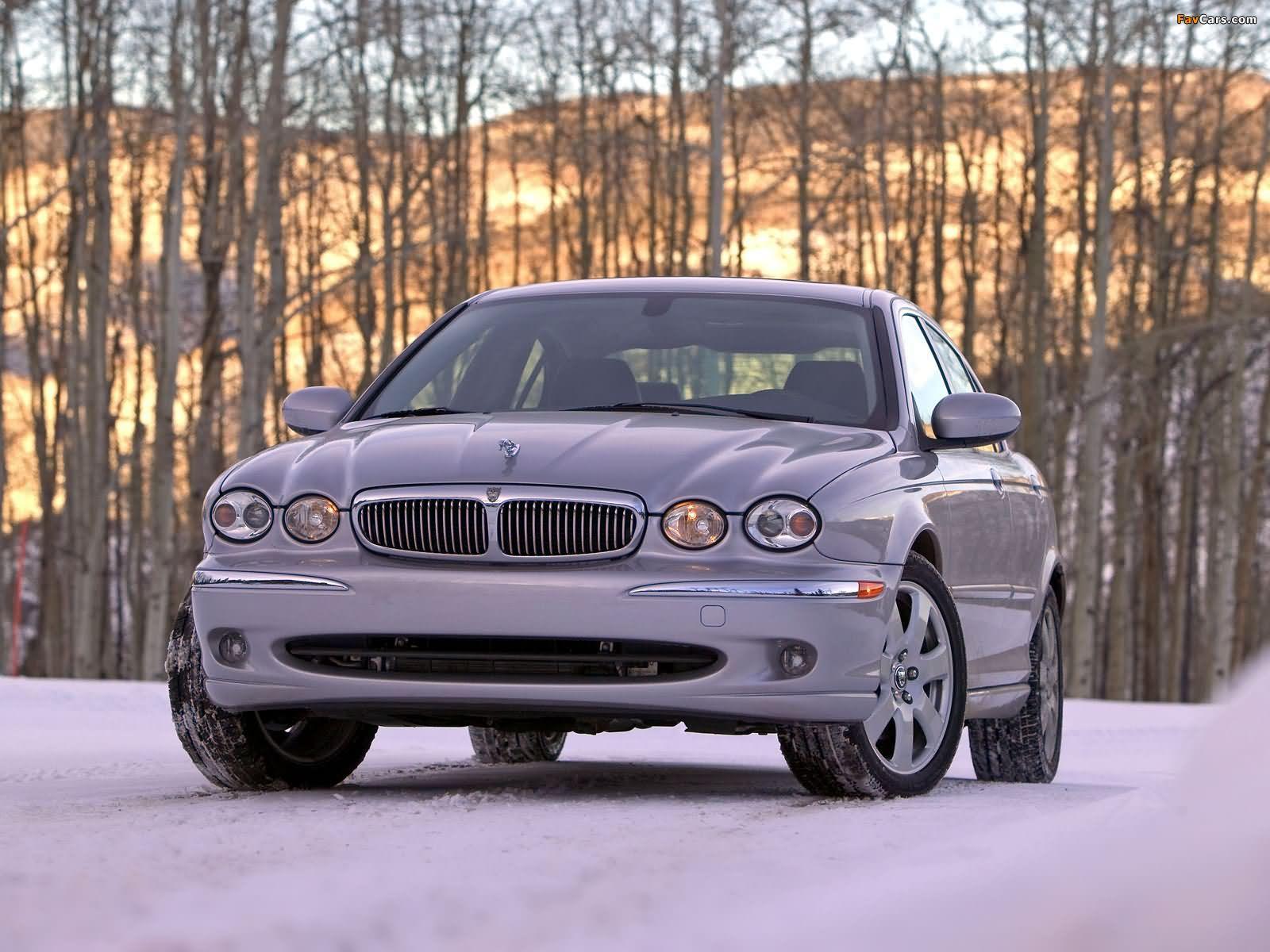 Jaguar X-Type US-spec 2002–07 pictures (1600 x 1200)