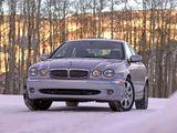 Jaguar X-Type US-spec 2002–07 pictures