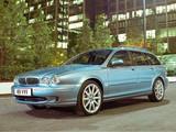 Jaguar X-Type Estate 2004–07 photos
