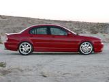 Bonspeed Jaguar X-Type 2005 photos