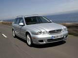 Jaguar X-Type Estate 2007–09 photos