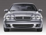 Jaguar X-Type 2007–09 pictures