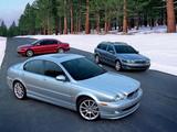 Jaguar X-Type photos