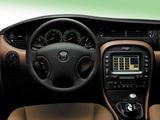 Photos of Jaguar X-Type 2002–07