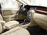 Photos of Jaguar X-Type 2007–09