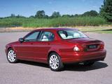 Pictures of Jaguar X-Type 2002–07