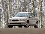 Pictures of Jaguar X-Type US-spec 2002–07