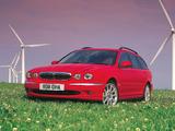 Pictures of Jaguar X-Type Estate UK-spec 2004–07
