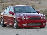 Pictures of Bonspeed Jaguar X-Type 2005