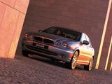 Jaguar X-Type 2002–07 wallpapers
