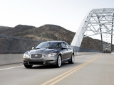 Images of Jaguar XF 2008–11