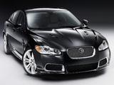 Images of Jaguar XFR 2009–11