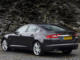 Images of Jaguar XF Diesel S 2009–11
