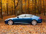 Images of Jaguar XFR US-spec 2009