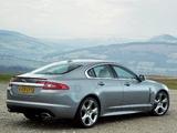 Images of Jaguar XF Diesel S Option Pack UK-spec 2010–11