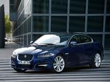 Images of Jaguar XF 2.2 Diesel Option Pack 2011