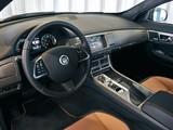Images of Jaguar XFR 2011