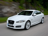 Images of Jaguar XF 3.0 Diesel Option Pack 2011