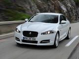 Images of Jaguar XF 3.0 Diesel Option Pack 2011