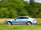 Images of Jaguar XF 2.2 Diesel UK-spec 2011