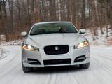 Images of Jaguar XF 3.0 AWD Option Pack US-spec 2012