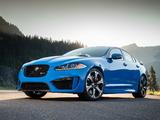 Images of Jaguar XFR-S US-spec 2013