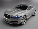 Jaguar C-XF Concept 2007 images