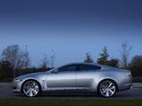 Jaguar C-XF Concept 2007 pictures