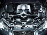 Jaguar XF 2008–11 images