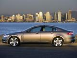 Jaguar XF US-spec 2008 pictures