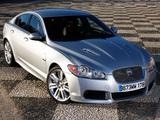 Jaguar XFR 2009–11 photos
