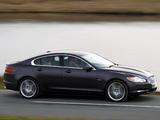 Jaguar XF Diesel S 2009–11 photos