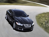 Jaguar XFR 2009–11 pictures