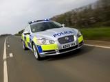 Jaguar XF Diesel S Police 2009–11 pictures
