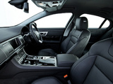 Jaguar XF Diesel S Option Pack UK-spec 2010–11 photos