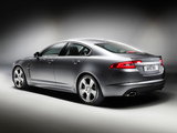 Jaguar XF Diesel S Option Pack UK-spec 2010–11 pictures