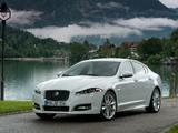 Jaguar XF 3.0 Diesel Option Pack 2011 images